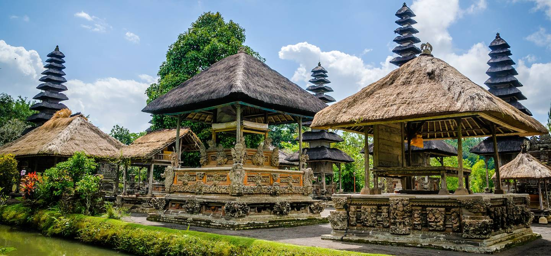 Temple Taman Ayun  - Mengwi - Bali - Indonésie
