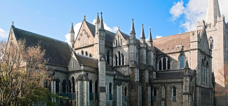Cathédrale St Patrick - Dublin - Irlande