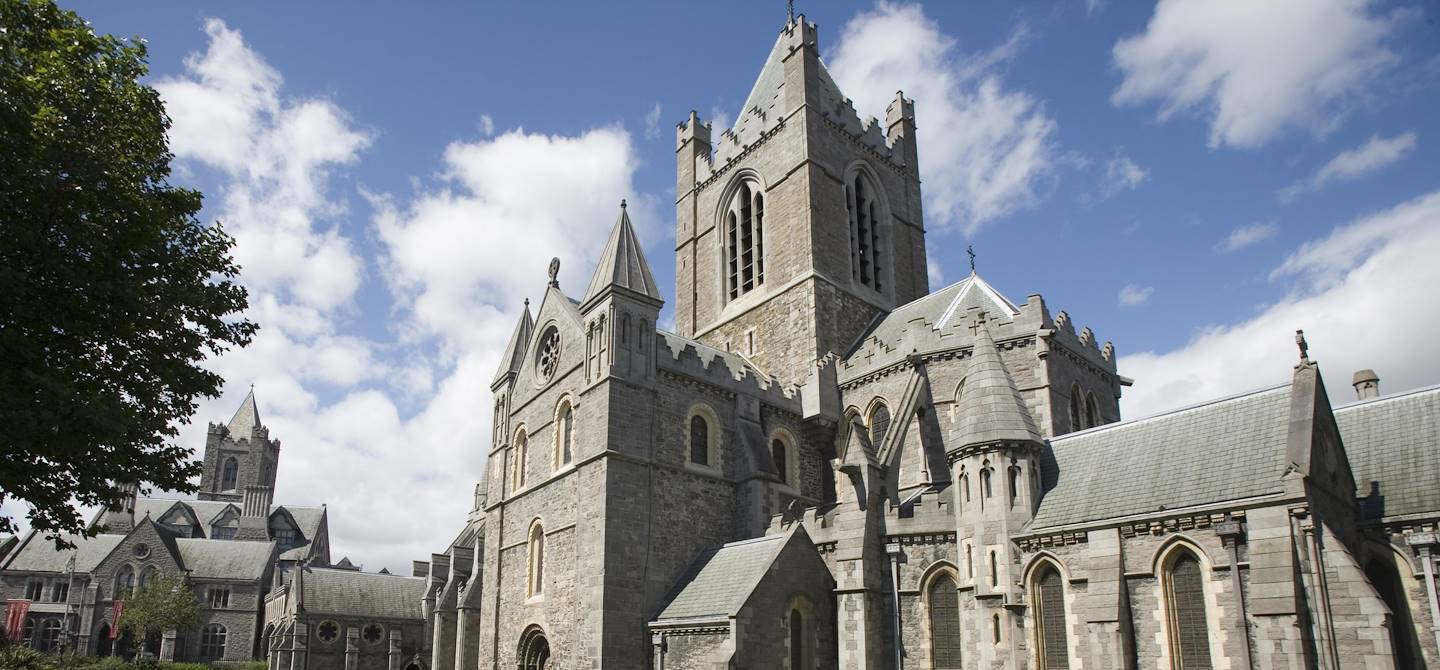Christchurch Cathedral - Dublin - Irlande
