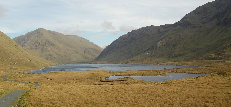 Delphi Valley - Comté de Mayo - Irlande