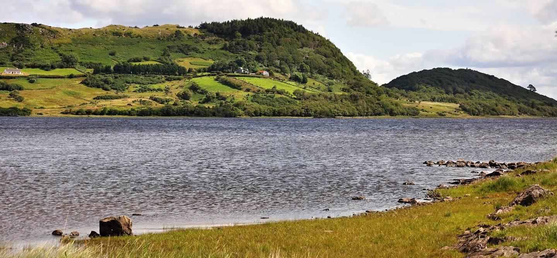 Lough Corrib - Comté de Galway - Irlande
