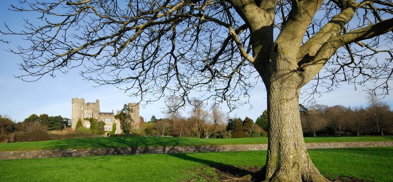 Malahide Castle - Comté de Dublin - Irlande