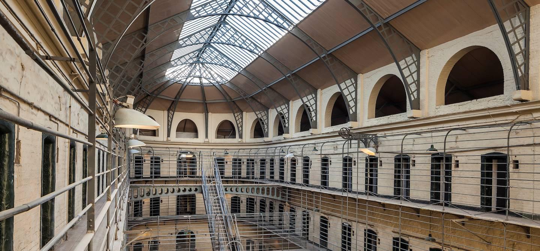 Vue de l'ancienne prison de Kilmainham - Dublin - Irlande