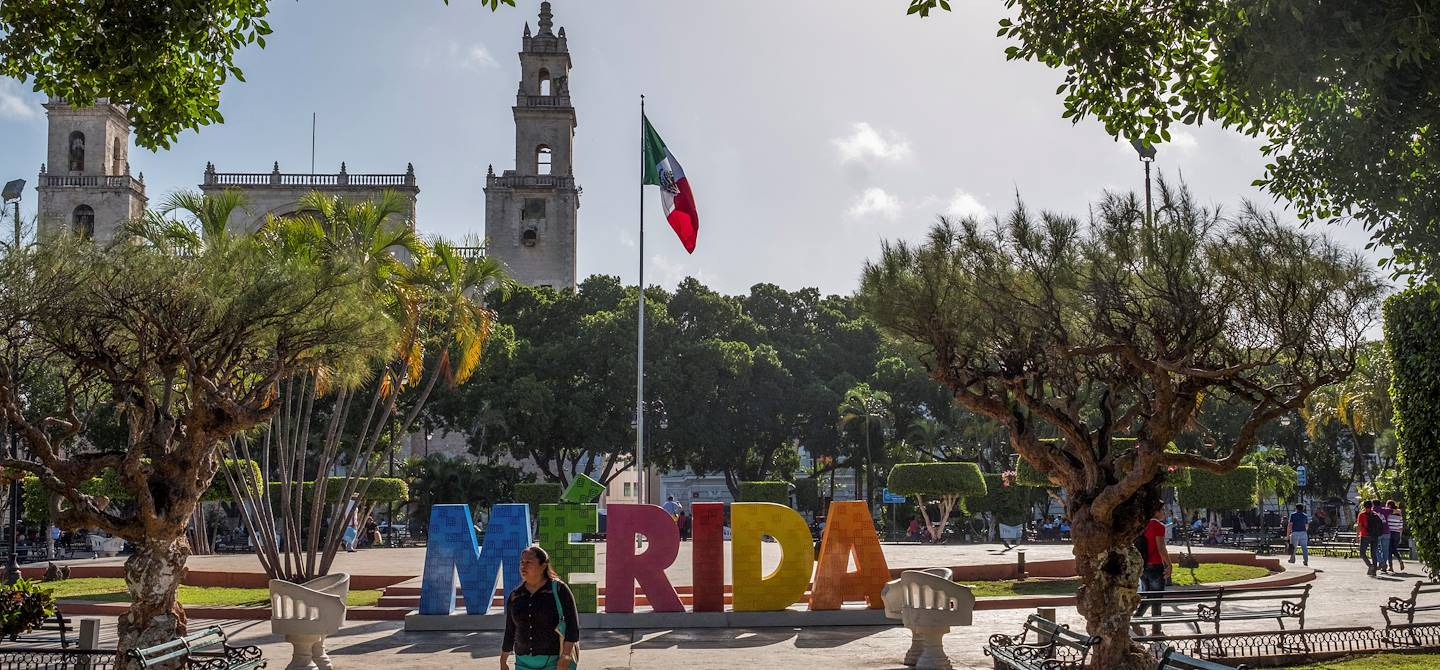Merida - Yucatan - Mexique