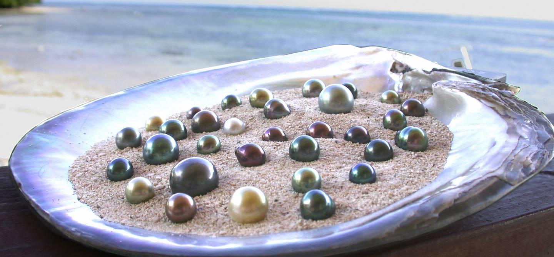 Perles - Polynésie française