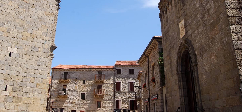 Tempio Pausania - Sardaigne - Italie