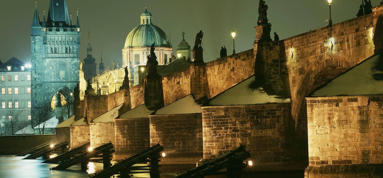 Le pont Charles - Prague - République Tchèque