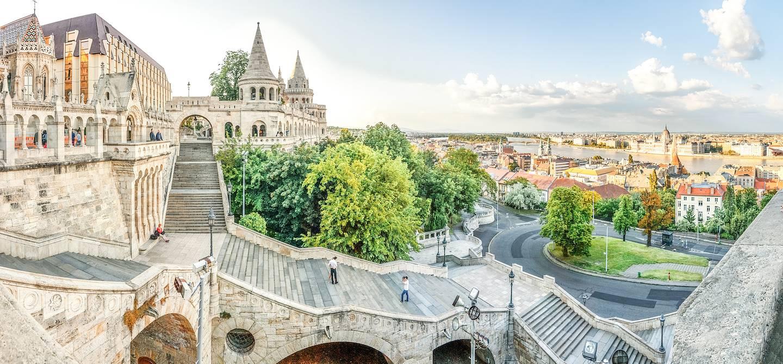 Château de Buda  - Budapest - Hongrie