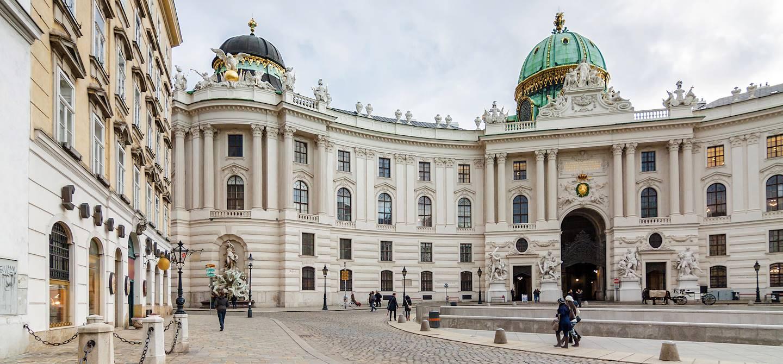 Palais de la Hofburg - Vienne - Autriche