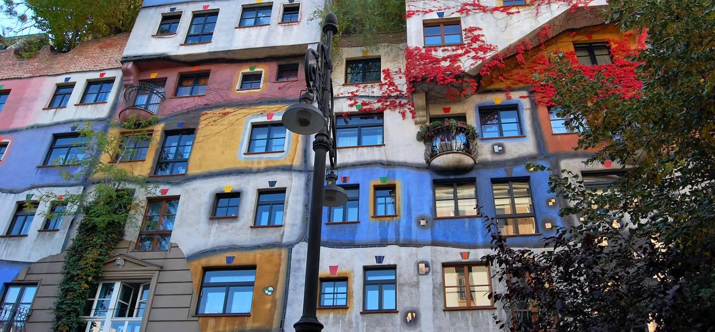 Hundertwasserhaus - Vienne - Autriche