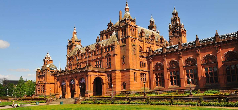 Musée des Beaux Arts - Glasgow - Ecosse
