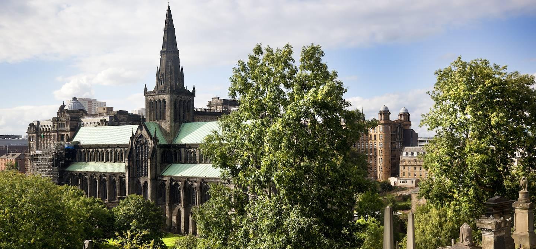 Cathédrale de Glasgow - Ecosse