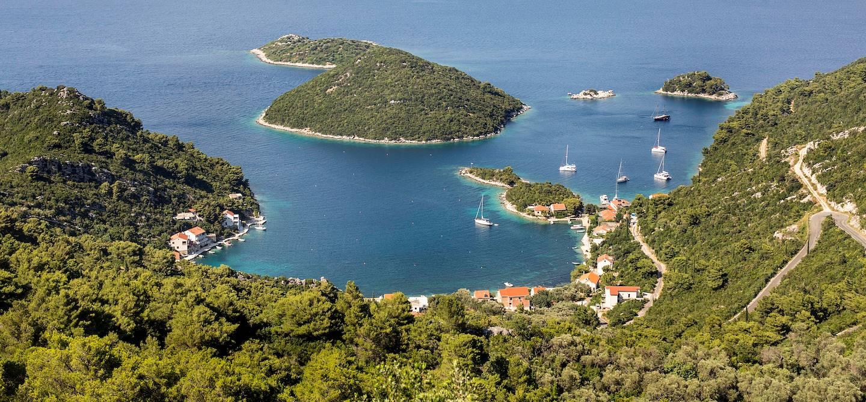 Okuklje - Île de Mljet - Croatie