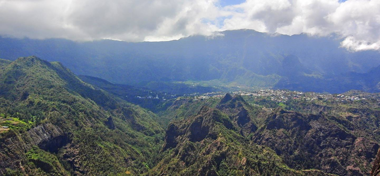 Ilet à Cordes - Cirque de Cilaos - Réunion