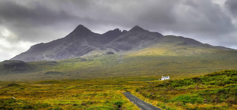 Cuillin Hills - Ile de Skye - Écosse
