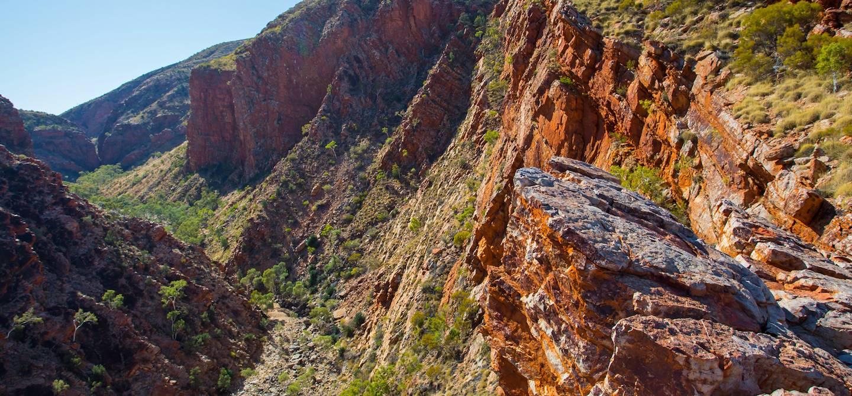 Serpentine Gorge - Territoire du Nord - Australie