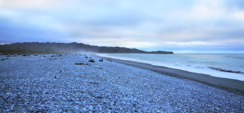 Gillespie's Beach - Ile du Nord - Nouvelle Zélande