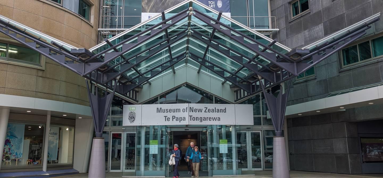 Musée Te Papa - Wellington - Île du Nord - Nouvelle Zélande