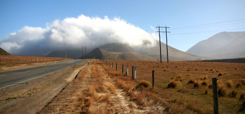 Parc national d'Arthur's Pass - île du Sud - Nouvelle Zélande