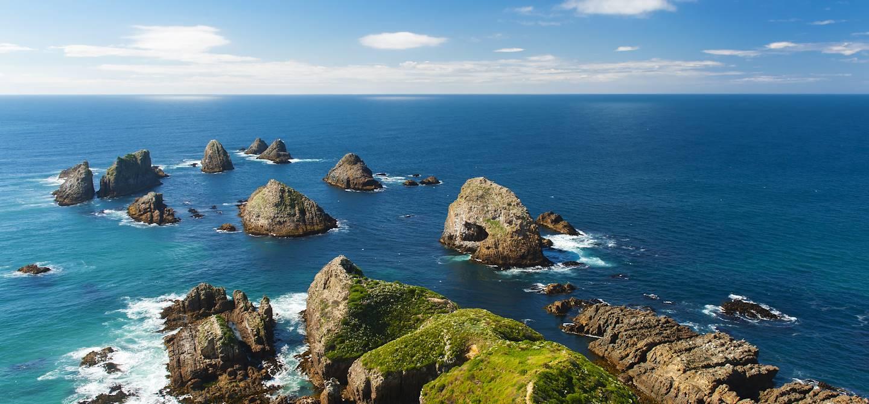 Nugget Point - Catlins - Nouvelle Zélande