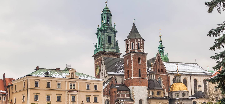 Château du Wawel - Cracovie - Pologne