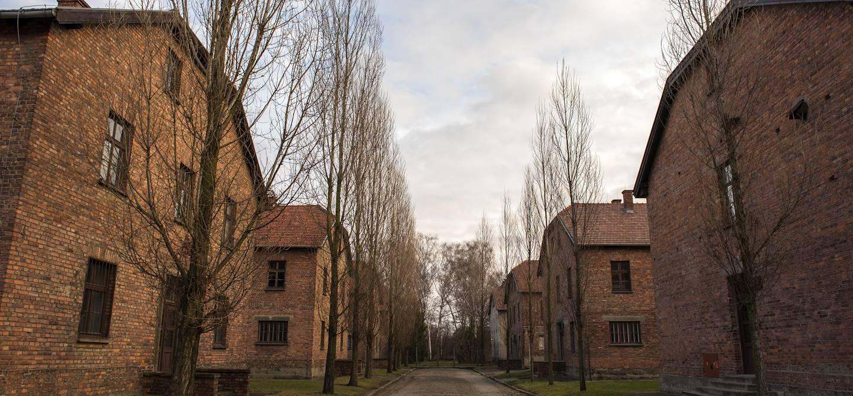 Camp de concentration d'Auschwitz - Pologne