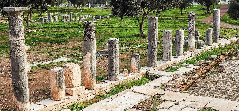 Ithomi - Péloponnèse - Grèce
