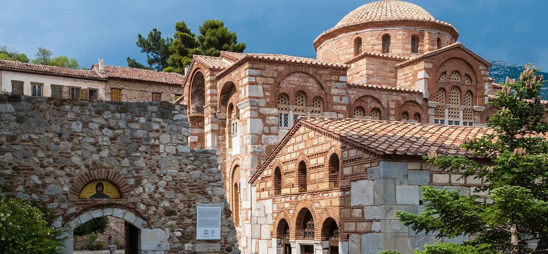Monastère d'Hosios Loukas - Béotie - Grèce