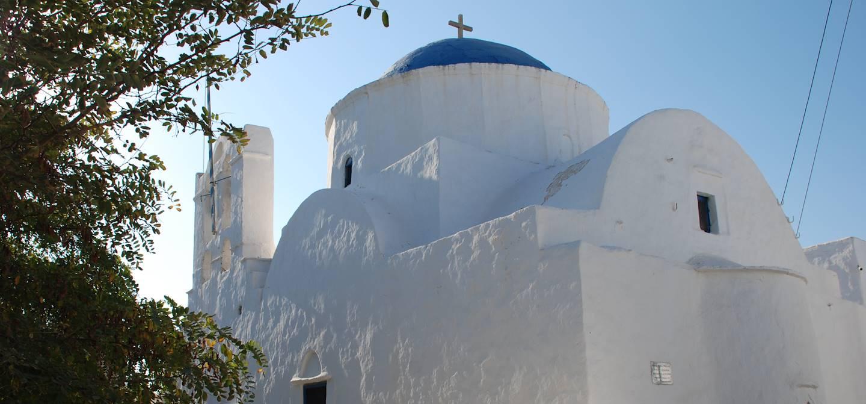 Eglise Apollonia - Sifnos - Grèce