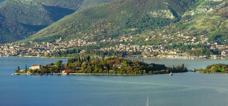 Ile de Prevlaka - Monténégro