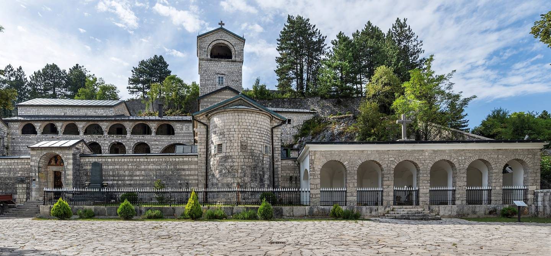 Monastère de Cetinje - Monténégro