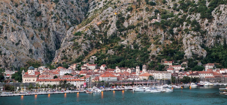 Kotor, ville fortifiée - Monténégro