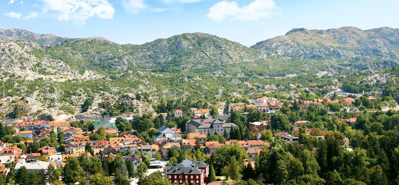 Cetinje - Montagnes du Nord - Monténégro