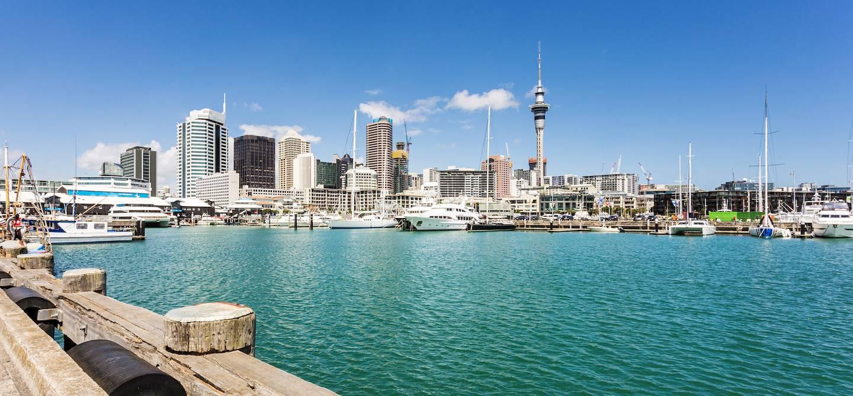 Quartier de Wynyard - Auckland - île du nord - Nouvelle-Zélande