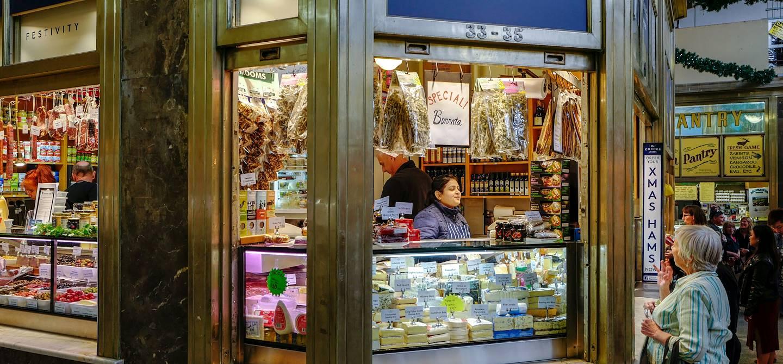 Queen Victoria Market - Melbourne - Australie