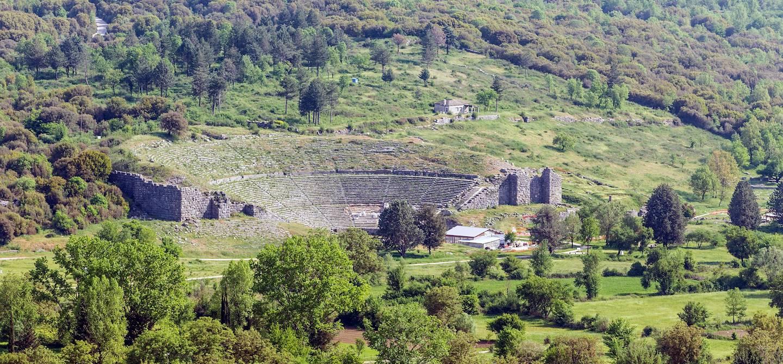 Site de Dodone - Épire - Grèce