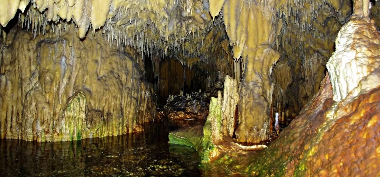 Grottes de Diros - Péloponnèse - Grèce