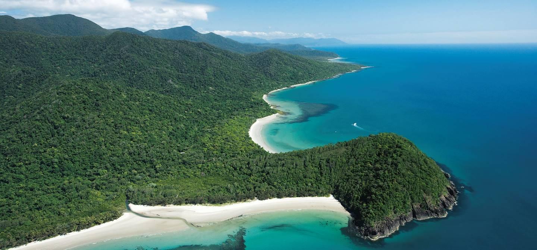 Cape Tribulation - Daintree National Park- Queensland - Australie
