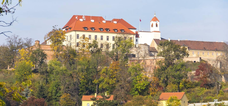Forteresse du Spielberg - Brno - Moravie-du-Sud - République Tchèque