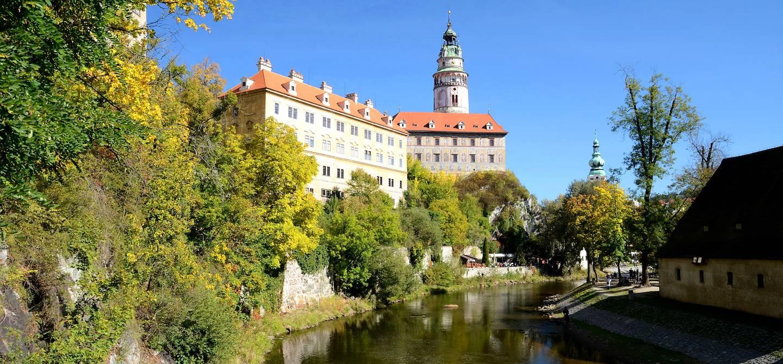 Château de Cesky Krumlov - Bohême-du-Sud - République tchèque