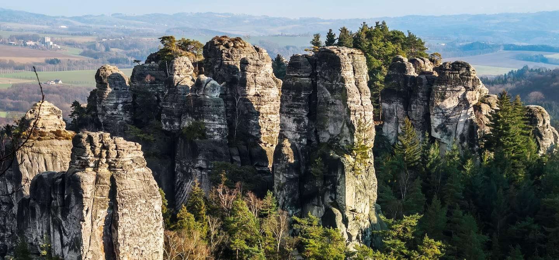 Paradis de Bohême - République Tchèque