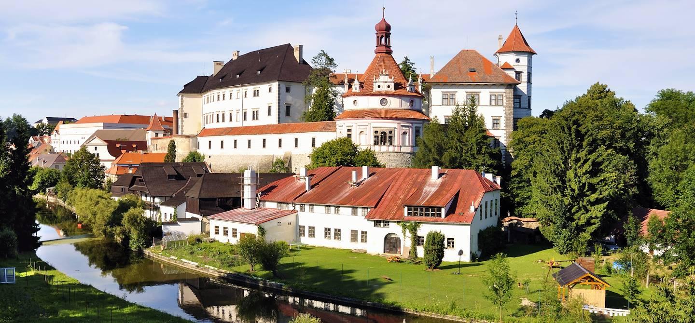 Château de Jindrichuv Hradec - Bohême-du-Sud - République Tchèque