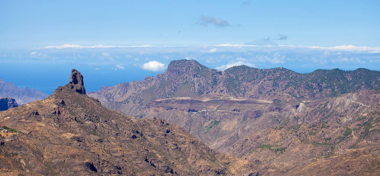 Cruz de Tejeda - Gran Canaria - Îles Canaries - Espagne