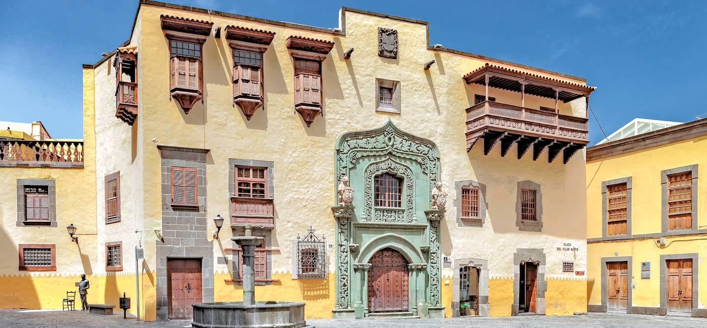 Casa de Colon - Las Palmas de Gran Canaria - Iles Canaries - Espagne