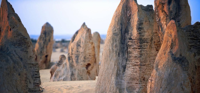 Le désert des Pinnacles - Australie