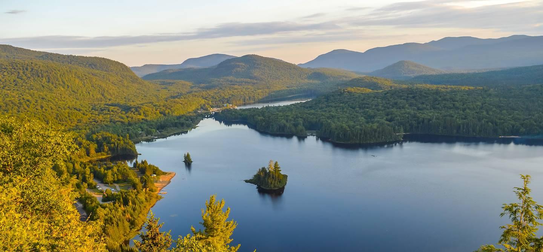 Parc national du Mont Tremblant - Québec - Canada