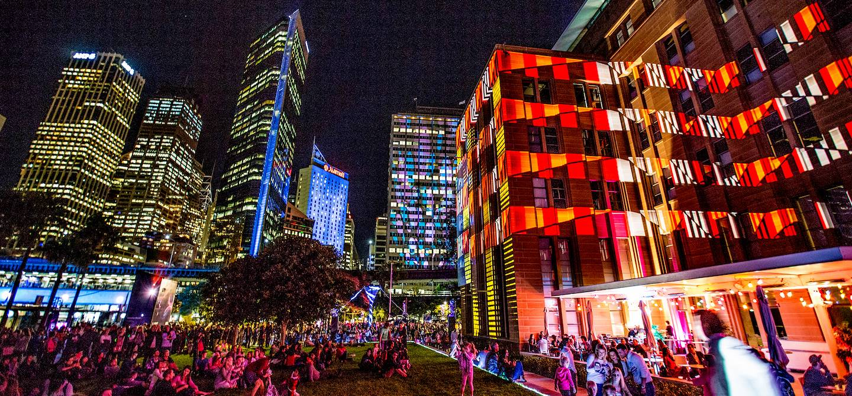Musée d'art contemporain - Sydney - Nouvelle-Galles du Sud - Australie