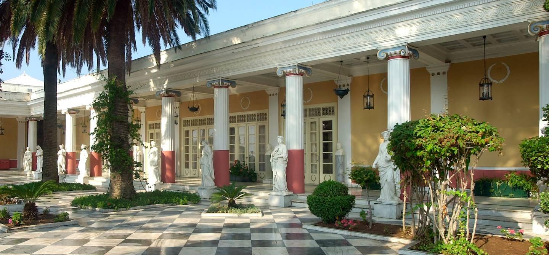 Achilleion - Corfou - Grèce