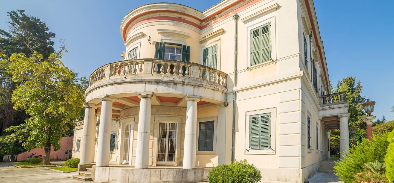Palais Mon Repos - Achilleion - Corfou - Grèce