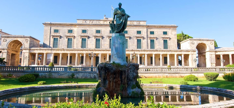 Palais de St. Michael and St. George - Corfou - Grèce